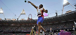 Venezuela gana medalla de plata en Mundial de Atletismo