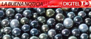 Las perlas son las esferas más perfectas de la naturaleza
