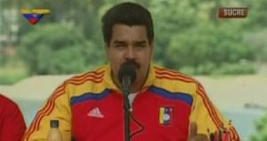 """Maduro decidió darle asilo político a Snowden a nombre de la """"Venezuela independiente"""""""