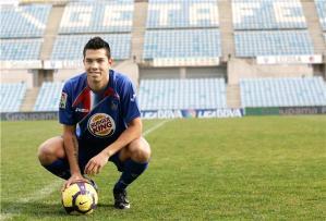 El Málaga le puso el ojo a Miku Fedor