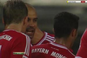 Pep enloqueció en su debut y le pegó una cachetada a Thiago Alcántara (Video)