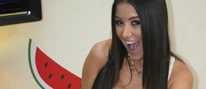 La divinísima Ruby Demestoy regresó a LaPatilla en calidad de presentadora (UFFF)