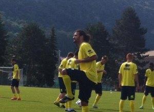 Vizcarrondo se uniformó con el Nantes FC