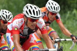 Juan Murillo del Kino Táchira gana etapa reina de la Vuelta a Venezuela (Fotos)