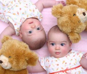 Conoce a los gemelos más adorables y cómicos de Internet (Fotos)