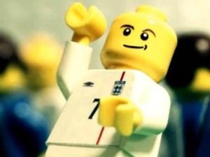 Lego rindió homenaje a David Beckham con genial video