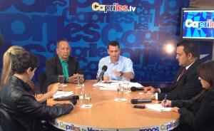 Capriles condena lenguaje soez de Maduro contra gobernadores opositores