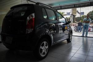 Venta de automóviles cayó 21,5% en julio
