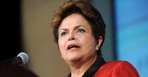 Rousseff dice que no se compara situación de Ucrania con la de Venezuela
