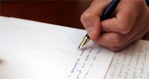 Mira cómo los trazos en tu escritura revelan tu personalidad