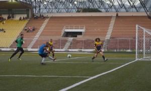 Carabobo FC dominó a SC Guaraní en partido amistoso