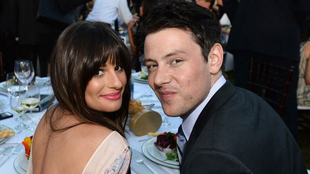 lea-michele-cory-monteith-dating-chrysalis-butterly-ball-pda