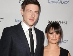 Protagonista de Glee ayuda a los guionistas a escribir otro capítulo sin Cory Monteith