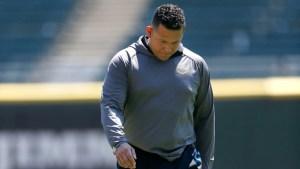 Miguel Cabrera no se preocupa por la lesión