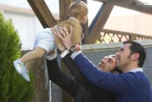 Modern family, padres del mismo sexo