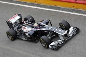 Maldonado y Button, eliminados en la segunda ronda (Q2)