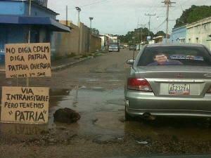 """No diga """"CDLM"""" y cante """"patria, patria querida"""" (FOTO)"""