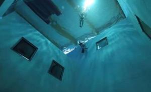 Conoce la piscina más profunda del mundo (Foto + Videos)