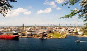 La refinería Isla en Curazao reinicia este miércoles luego del apagón