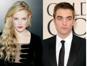 Robert Pattinson encontró la sustituta de Kristen Stewart rápido
