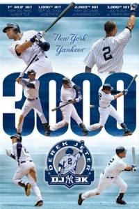 Hace 2 años Derek Jeter llegó a 3.000 hits