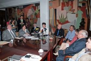 Rectora de Unexpo valora positivamente que gremios universitarios participen en mesas de diálogos