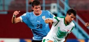 Juveniles uruguayos vencen a Irak y pasan a la final