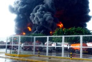Denuncian que se incumple plan de seguridad en refinería de Puerto La Cruz