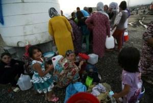 Un millón de niños sirios refugiados