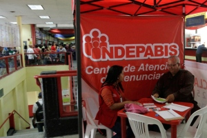 0800-Reclama del Indepabis extiende su horario hasta las 10:00 de la noche