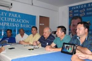 MUD  agradeció el respaldo popular brindado durante inscripción  de candidatos