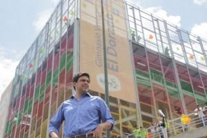 En fotos: Este es el mega gimnasio vertical de Petare