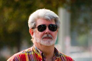 George Lucas es papá otra vez