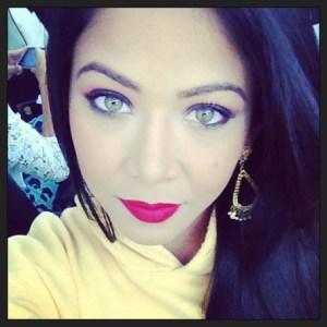 """La nueva Miss Venezuela Mundo """"instagramea"""" estas fotos y todos la critican"""