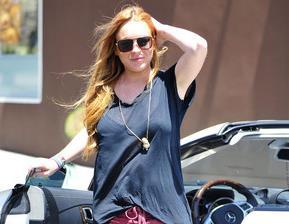 Así luce Lindsay Lohan después de su rehabilitación (Foto)