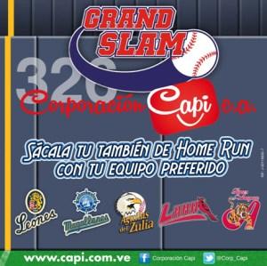 Capi crece en el béisbol venezolano
