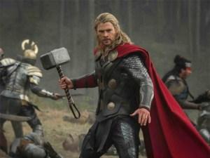"""La acción reina en el nuevo tráiler de """"Thor: El mundo oscuro"""""""