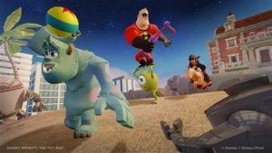 Disney prepara una ofensiva con Infinity