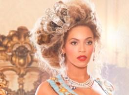 Beyoncé llega a su concierto en bici (Fotos)