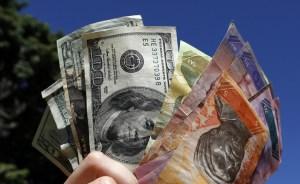 Última subasta Sicad se hizo con dólar a Bs. 11,30