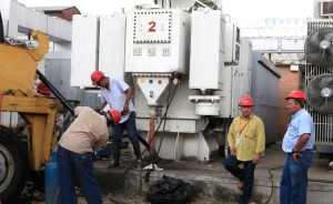 """Gobierno califica de """"sabotaje"""" el apagón nacional a pesar de que todo el sistema eléctrico está militarizado"""