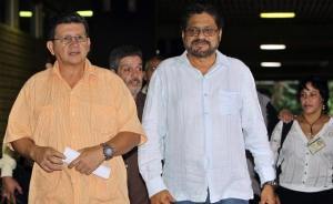 Las Farc suspenden diálogo de paz