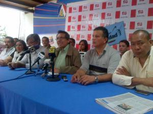 Gabriel Puerta Aponte: Bandera Roja ha sido víctima del gangsterismo político