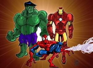 Marvel gana juicio y retiene los derechos de Spiderman, Hulk y Ironman