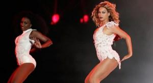 Beyoncé seduce a sus seguidores en Colombia