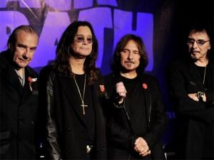 """Black Sabbath arrasa en los """"Classic Rock Roll of Honour"""""""