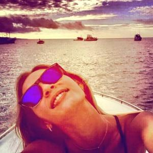 ¡Hola Victoria!… nos encantan las fotos personales de Miss Portuguesa