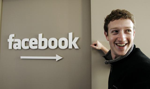 A Mark Zuckerberg le gustó la foto del chiquito de Shakira