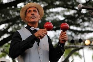 Los Antaños del Stadium llevaron su merengue caraqueño a Los Próceres (Foto)