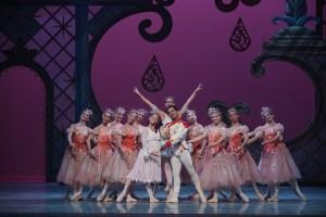 Ballet Teresa Carreño celebra los 18 años de El Cascanueces